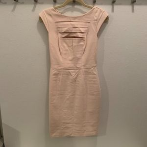 French Connection Soft Pink/Blush Dress sz 2